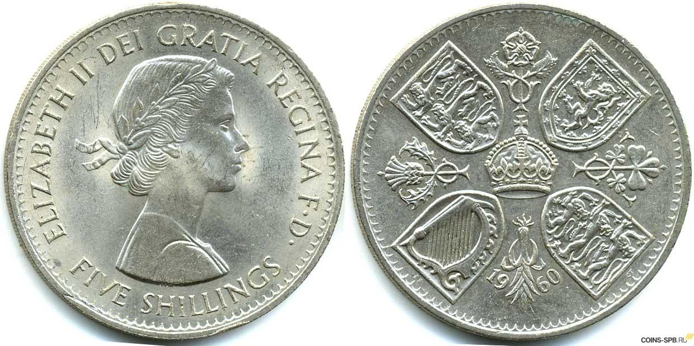 Монеты 1 крона великобритания стоимость монет регулярного чекана 1997 2016 года