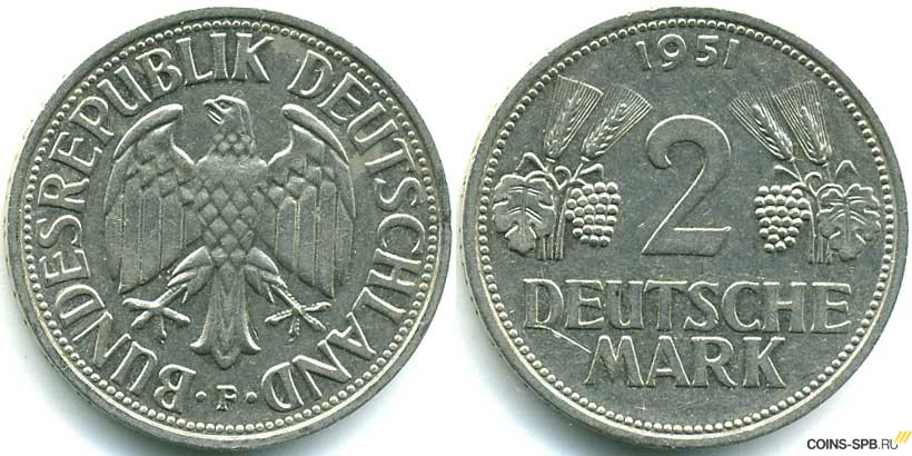 Все юбилейные монеты германии монеты брак цена 10 рублей