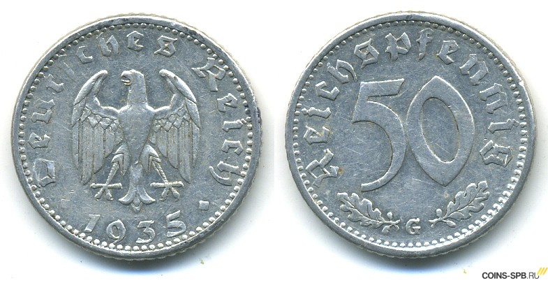 Германия 3 рейх монеты монета 1 злотых 1992 польши