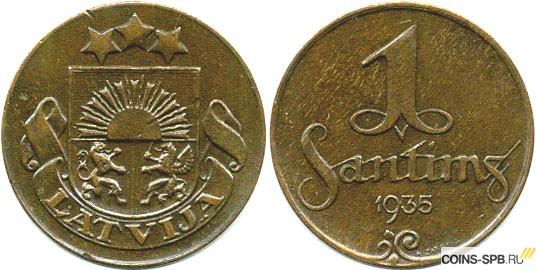 Монеты латвии каталог ценные монеты современной россии фото цены