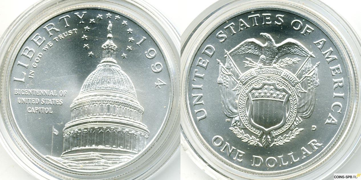 Курс доллара в 1994 году