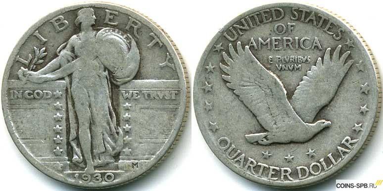 Описание монет сша сталин профиль