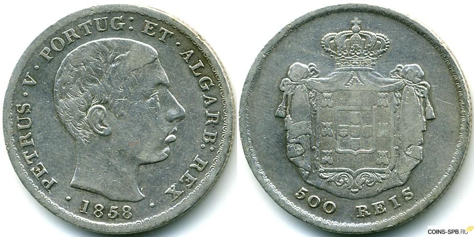 Монеты португалии один рубль 1991 года цена