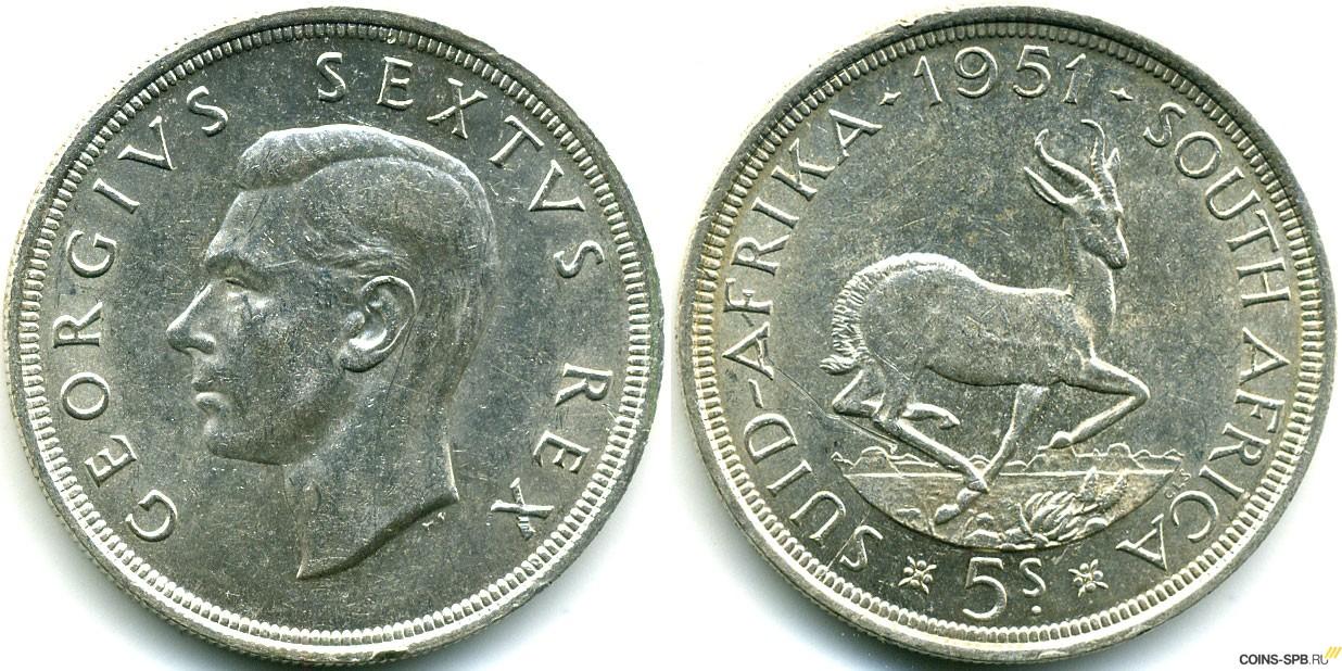 5 шиллингов 1951 фалеристика медицинская