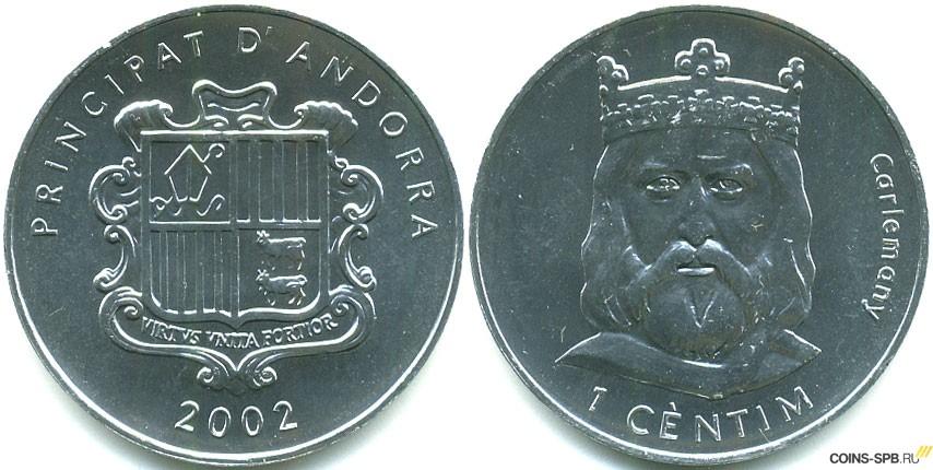 1 сантим 2002 андорра 5 pieci lati 1930 цена