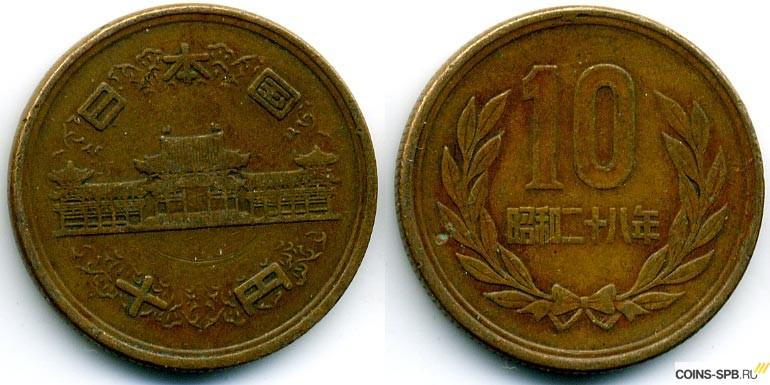 Коллекционеры японских монет 100 руб нового образца
