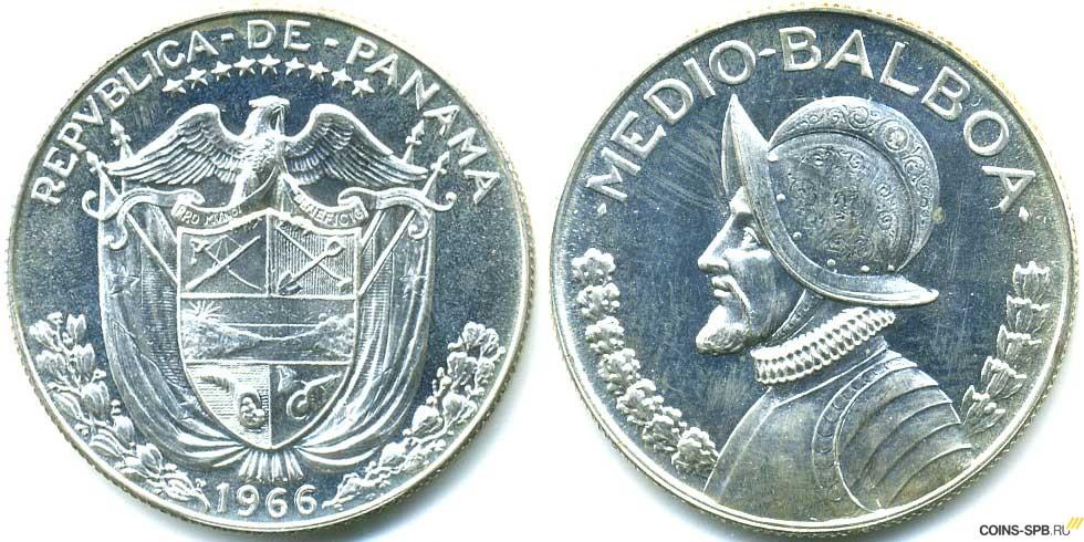 1 бальбоа панама монета 1726 года цена